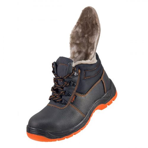 Зимние ботинки 106 S3 с металлическим подноском и антипрокольной стелькой.Urgent