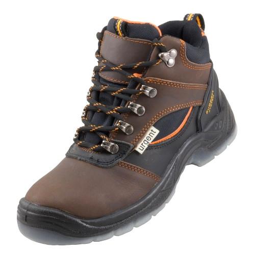 Ботинки 120 S1 TPU с металлическим носком. Urgent