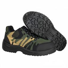 Кроcсовки камуфляжные с металлическим носком ARTMAS BTEX CAMOUFLAGE
