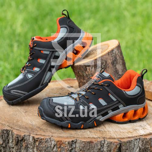 Кроссовки 215 S1 с металлическим носком, антистатические.  Urgent