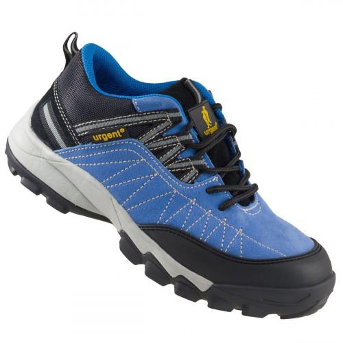 Кроссовки 233 S1 с металлическим носком, черно-синего цвета. URGENT (размер 45)