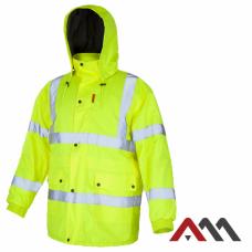 Куртка рабочая зимняя светоотражающая ARTMAS FLASH BI