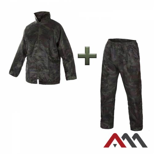 Влагозащитный костюм KPL MORO, цвета хаки. ARTMAS