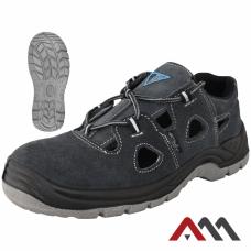 Сандалии рабочие ARTMAS BSLACE с металлическим носком