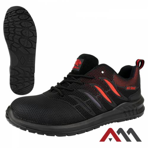 Кроссовки AIRVENT с металлическим носком.ARTMAS