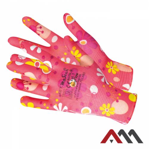 Защитные рукавицы RPuFlow изготовленные из полиэстера, покрытые полиуретаном. ARTMAS
