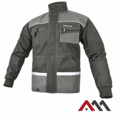 Куртка рабочая EUROCLASSIC 65% полиэстер, 35% хлопок 270 g. ARTMAS