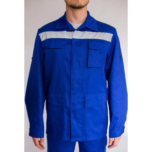 Куртка рабочая SIZ  65% полиэстера, 35% хлопок 190 g. UKRAINE