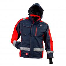 Рабочая зимняя куртка URGENT GL 8367 RED