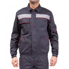 Куртка рабочая SIZ 80% полиэстера, 20% хлопок 260 g. UKRAINE