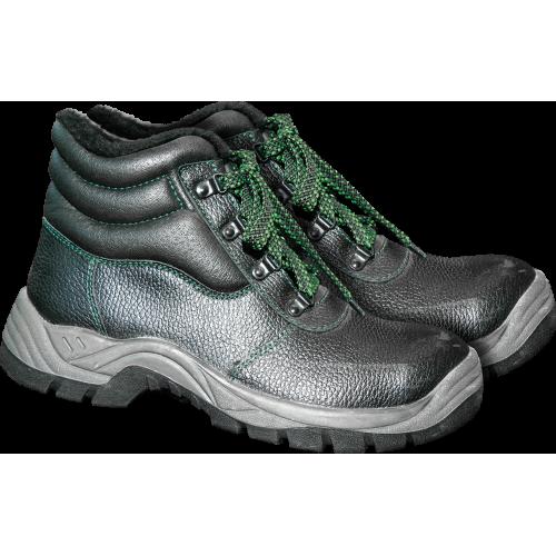 Ботинки зимние BRGRENLAND с металлическим подноском. REIS