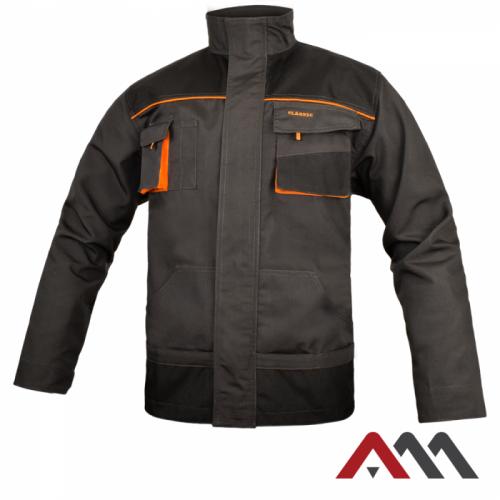 Куртка рабочая Сlassic 65% полиэстер 35% хлопок 270 g. ARTMAS