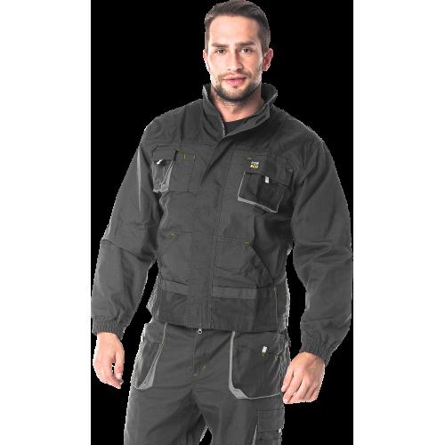 Куртка рабочая FORECO-J 80% полиэстер, 20% хлопок 260 g. REIS