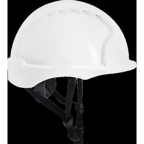 Каска KAS-EVO3LINES для высотных работ, белого цвета. JSP