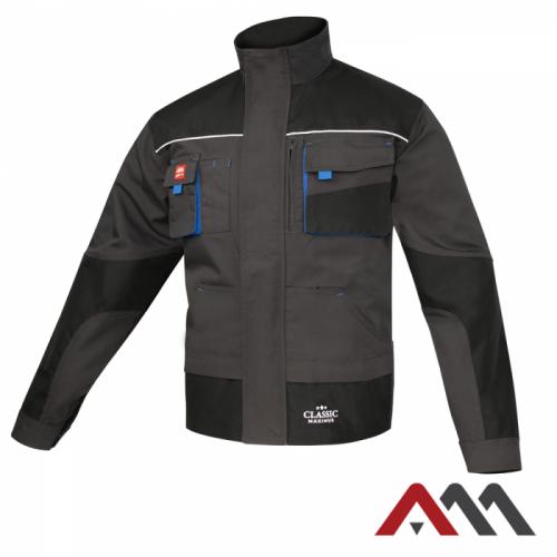 Куртка рабочая Maximus 65% полиэстер 35% хлопка 270 g. ARTMAS