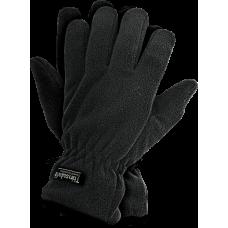 Защитные перчатки изготовленные из полара, утепленные вкладкой Thinsulate