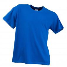 Футболка синего цвета 100% хлопок.Urgent