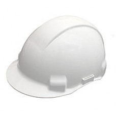 Каска Универсал М 215 белого цвета