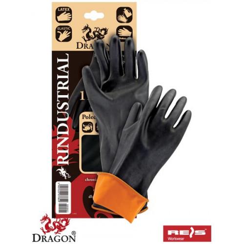 Перчатки RINDUSTRIAL 11 черные