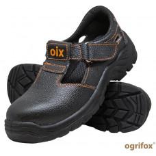 Сандалии рабочие REIS OX-OIX-S-SB