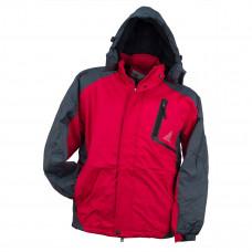 Куртка зимняя утепленная флисом URGENT 263 RED