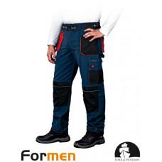 Рабочие брюки LEBER HOLLMAN LH-FMN-T-GBC