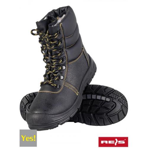 Берцы утепленные BRYES-TWO-S1 BY  с металлическим носком. REIS