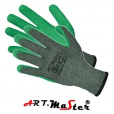 Перчатки защитные ARTMAS RWgrip GREEN