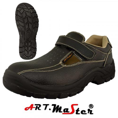 Защитные сандалии BSSO1 с металлическим носком. ARTMAS (размер 36)
