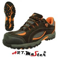 Кроссовки защитные BsPort2, коричневого цвета. ARTMAS