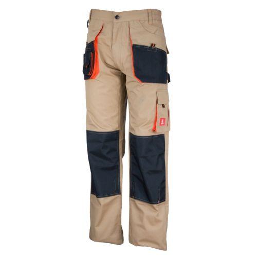 Брюки рабочие URG-C spodnie do pasa 260г из полиэстера и хлопка. URGENT