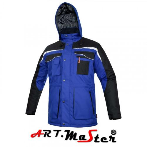 Куртка защитная зимняя EXPERT WIN- kurtka ochronna blue синего цвета. ARTMAS