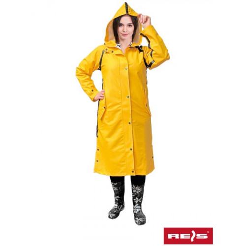 Плащ дождевик  PPDPU-LADY из полиуретана (премиум) REIS