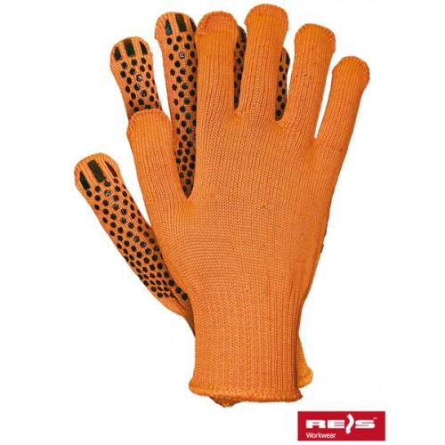 Перчатки для легких работ RT1249-4-OR
