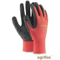 Перчатки для строительства REIS  OX LATEKS CB