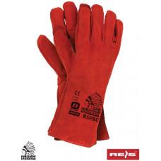 Перчатки для сварочных работ REIS RSPBCINDIANEX