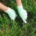 Защитные рукавицы RnyPu Green изготовленные из полиэстера, покрытые полиуретаном. ARTMAS