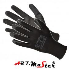 Перчатки защитные ARTMAS RWnyl Black