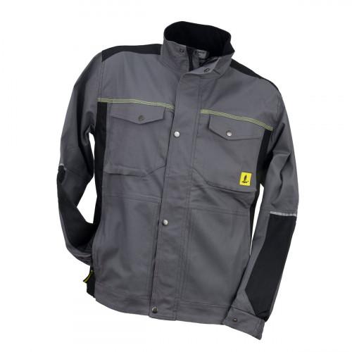 Куртка рабочая URG-S2 ( 260g )  из полиэстера и хлопка. URGENT